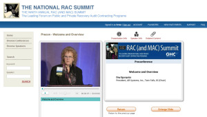 The RAC Summit Portal offers that rarest of things... a 2nd Chance to attend!