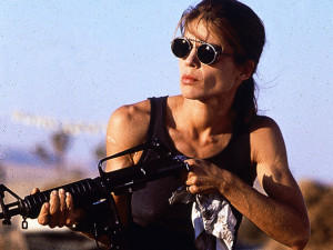 In the Terminator series, Sarah Connor refused to accept the lousy, predictable future. So she did a Root-Cause analysis! And then she went after that Root Cause. So what are you doing?