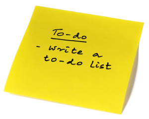 To-Do for a To-Do