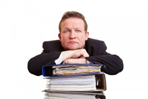 Auditors must wait even longer. Notice, though... he still has the files?
