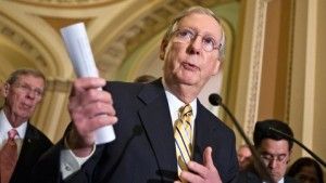 "U.S. Senate Majority Leader Mitch McConnell (R-KY) promised fast action on the ""Doc Fix"" bill... but not for two weeks."