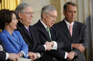 """The heretofore """"do-nothing"""" Congress is on the cusp of becoming a """"did-something"""" Congress, and Capitol Hill couldn't more pleased with itself. Click the image to read article in the Washington Post."""