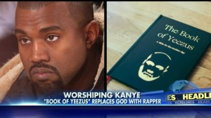 Even so, I wouldn't bet on the Kanye West to succeed in this.