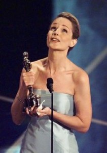 "Ok, I lied. One more example: Helen Hunt won and Academy Award in ""As Good As It Gets"" and was coaching by Larry Moss, same guy who coached Hillary Swank. And Jim Carrey, Tobey Maguire, and Leonardo DiCaprio. Convinced yet?"