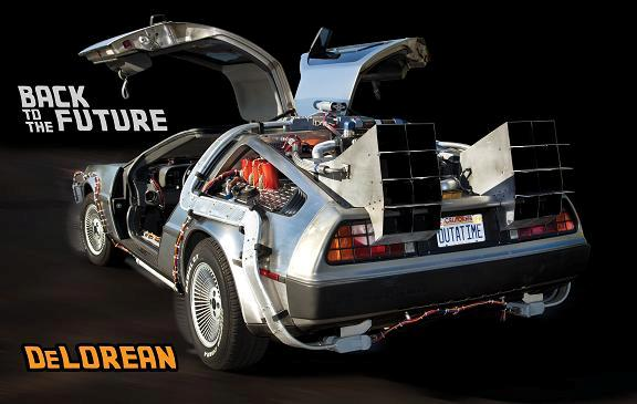 Dr. Brown's Time Machine would be fun though, right?