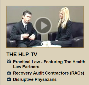 appeal academy | health law partners | medical audit