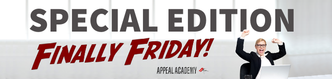 appeal academy | finally friday | medical audit